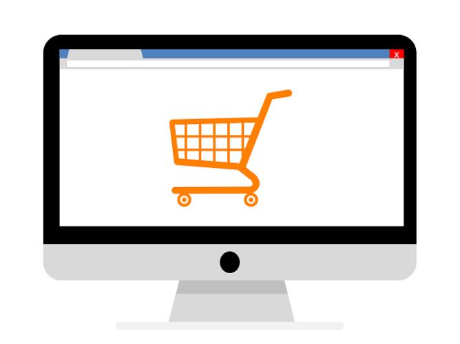 Pohodlný nákup cez internet