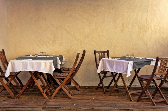 Pohodové prestieranie na stôl