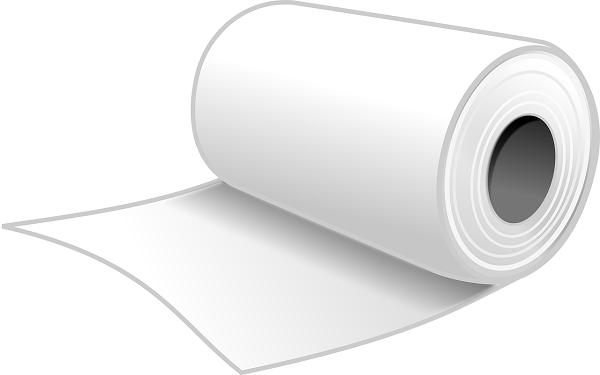 Kuchyňské utěrky z papíru