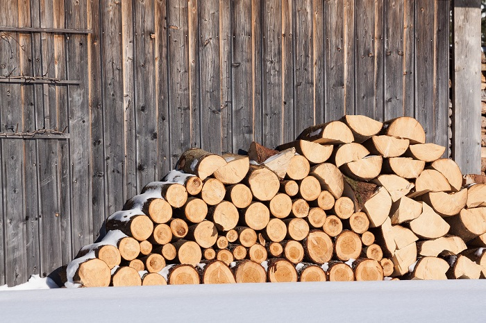 Kotol na drevo si obľúbite